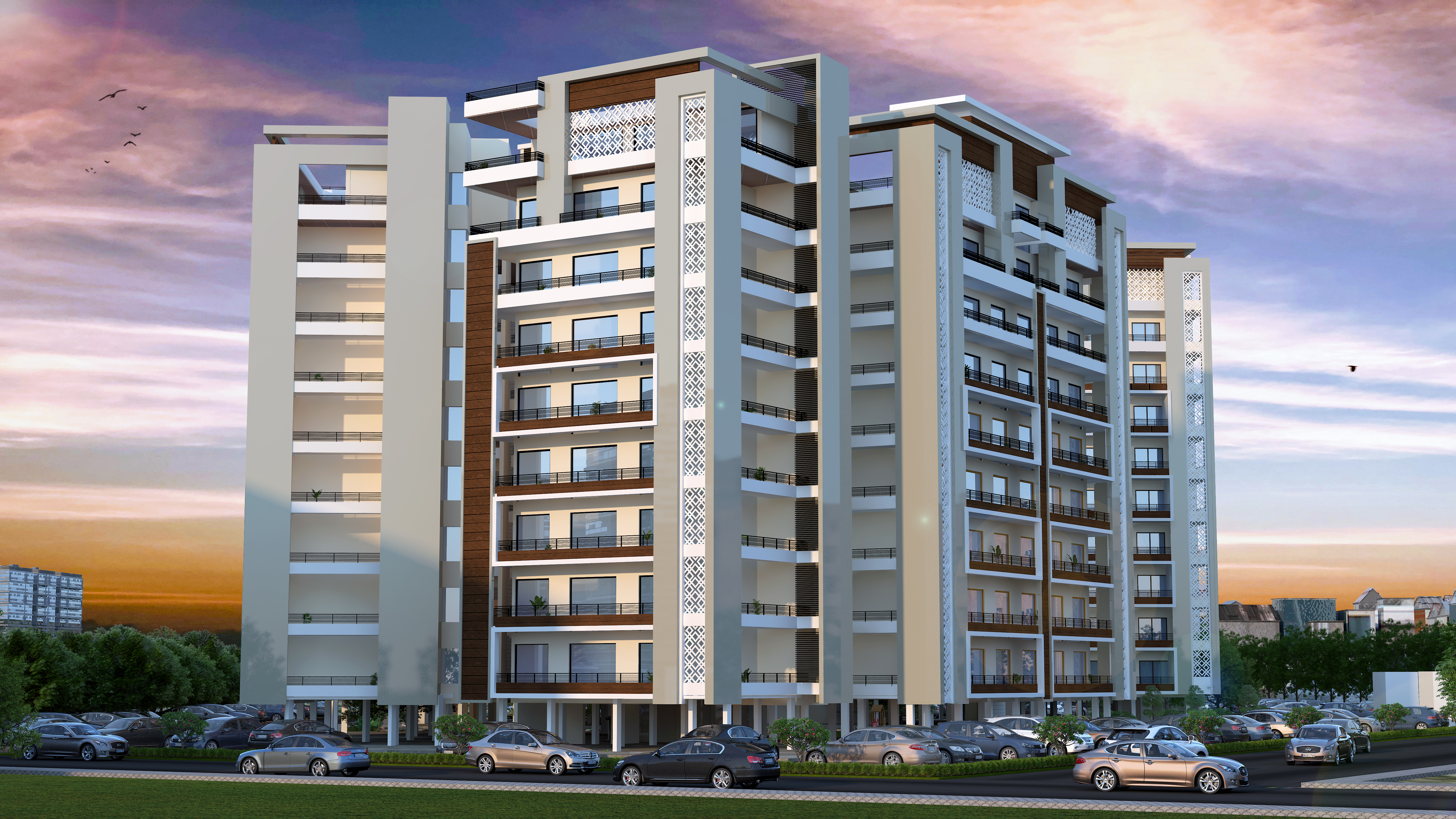 Sheesh Mahal Heights, BATHINDA, real estate, image